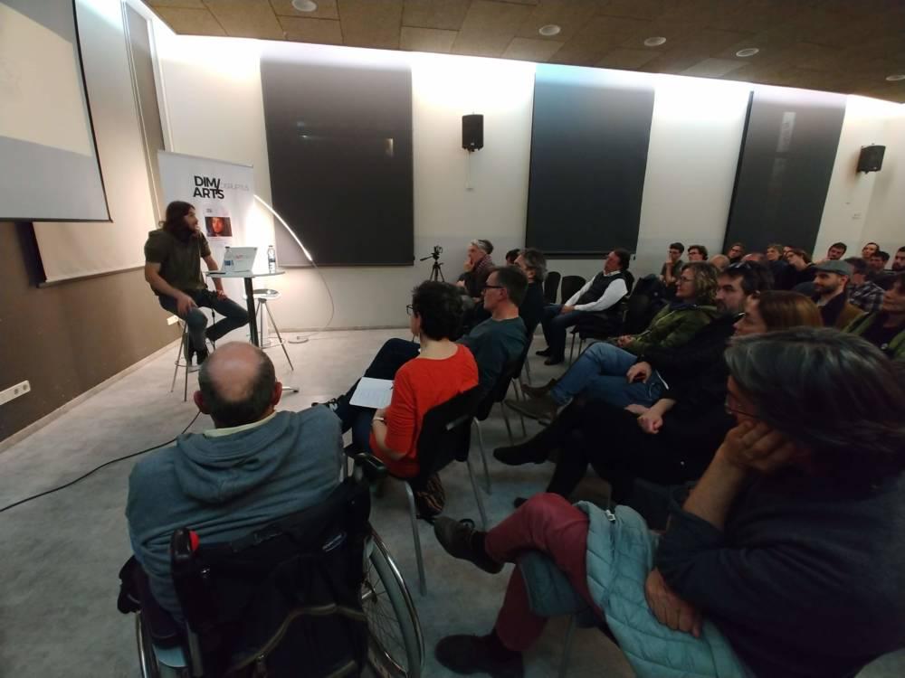 Dimarts/disruptius amb Xavier Vives