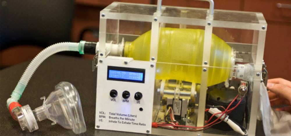 Respirador lowtech